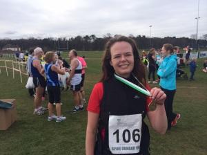 Dunbar 10km done!