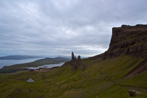 The Old Man of Storr (photo by Mikey)
